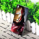 sony Xperia Z5 E6653 手機殼軟殼保護套復仇者聯盟鋼鐵人
