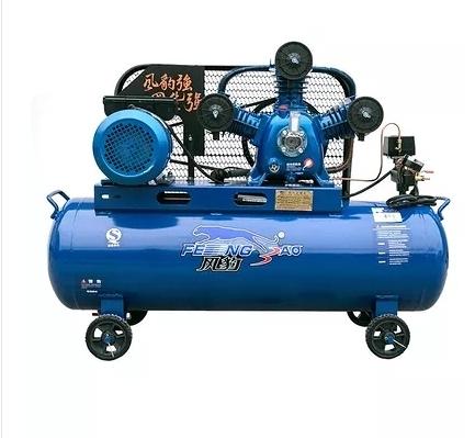 上海捷豹 風豹空壓機 0.36/8空氣壓縮機沖氣泵220 380v 大型氣泵 mks 快速出貨