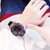 獨角獸手錶可愛ins超火電子手錶抹茶綠女中學生韓版少女防水運動【618優惠】