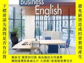 二手書博民逛書店Business罕見English (with Student Premium Website 1 Term (6