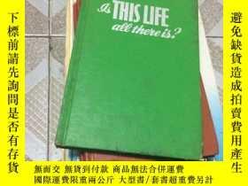 二手書博民逛書店This罕見life all there is ?Y15935