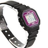 CASIO卡西歐桃紫數位電子錶 有保固 柒彩年代【NEC26】原廠公司貨