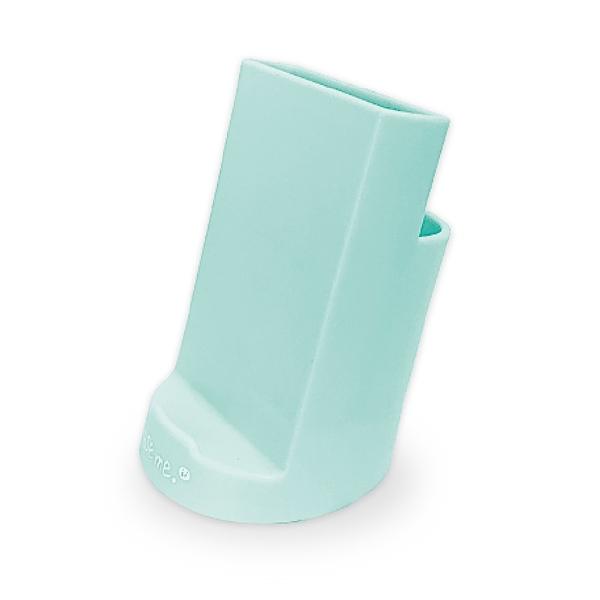 USE ME 2合1手機座筆筒(綠)