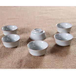官窯茶具整套