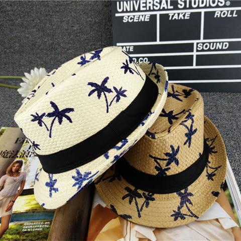 春天兒童草帽男童女童沙灘帽子寶寶出游夏季天遮陽涼帽防曬漁夫帽潮