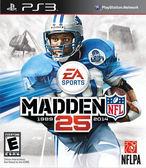 PS3 Madden NFL 25 勁爆美式足球 25(美版代購)