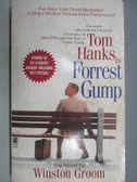 【書寶二手書T1/原文小說_MCG】Tom Hanks is Forrest Gump_Winston Groom