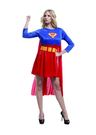節慶王【W900951】無敵神力女超人,蝙蝠/蜘蛛女/美女戰士/女戰士/萬聖節變裝cosplay/尾牙聖誕節表演