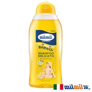 【義大利MILMIL】洋甘菊溫和嬰兒洗髮露750ml