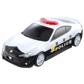 《TOMICA》新城鎮-警車收納盒  / JOYBUS玩具百貨
