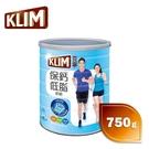【KLIM克寧】保鈣低脂奶粉750g