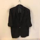 時尚潮流修身復古西裝外套(M號/777-254)