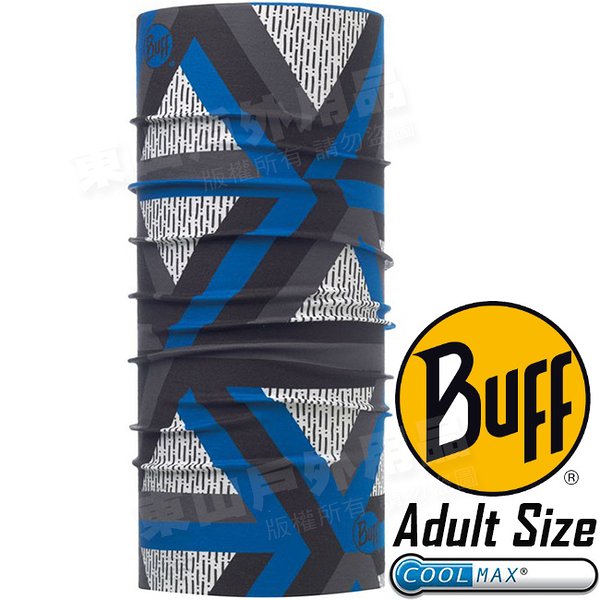 BUFF 117011.555 Adult UV Protection魔術頭巾 Coolmax防臭抗菌圍巾 東山戶外