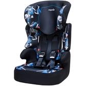 NANIA 納尼亞 (3-12歲)成長型安全汽座/安全座椅-彩繪系列-幻彩藍FB00329[衛立兒生活館]