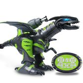 六一男孩兒童小恐龍玩具套裝仿真動物霸王龍變形蛋電動模型大號HM 衣櫥の秘密