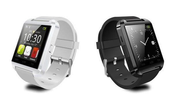 U8智慧觸控手錶 遠端通知 睡眠監測 接聽電話 防潑水 智能手環