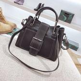 手提包 大包包女新款潮韓版百搭大氣水桶包手提時尚大容量斜背包  東川崎町