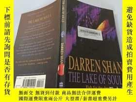 二手書博民逛書店Darren罕見Shan:The Lake Of Souls 達仁山:靈魂之湖Y200392