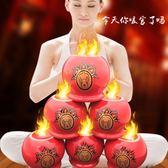 店長推薦12個 暖宮減肥腹部理療養生能量陶瓷凹底火療拔火罐器美容院家用