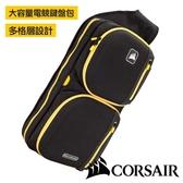 [地瓜球@] 海盜船 CORSAIR GAMING LAN Bag 電競 單肩 硬殼 側背包