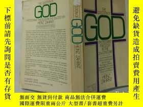 二手書博民逛書店the罕見question of god 上帝的問題 f2-4Y