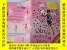 二手書博民逛書店Olivia罕見the Orchid Fairy(蘭花仙子奧利維亞)Y200392