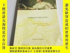 二手書博民逛書店INTRIGUE罕見AND LOVE(英文)Y200392 Fr