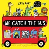 We Catch The Bus 動物司機平裝繪本