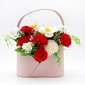 幸福婚禮小物「康乃馨香皂盆花」畢業禮物/母親節禮物/情人節禮物/香皂花