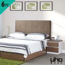 預購【UHO】貝克6尺雙人加大床頭片 免運費 HO18-470