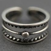 925純銀戒指-生日情人節禮物圓珠造型簡約經典百搭女飾品73ae65【巴黎精品】