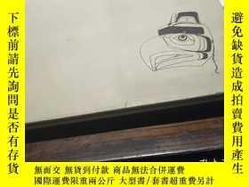 二手書博民逛書店they罕見put on masks他們戴上面具英文原版精裝Y1