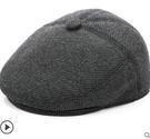 老人帽子男冬季中年 不含圍巾