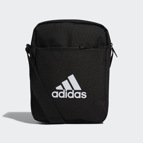 X-adidas Organizer Bag 黑 白 男女款 運動休閒 包包 斜背包 ED6877