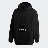 ADIDAS 上衣 ORIGINALS ADIPRENE 黑 大口袋 衝鋒衣 男 (布魯克林) GD5999
