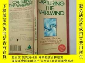 二手書博民逛書店CAPTURING罕見THE WHIRLWINDY9532 見圖