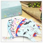 【HAOFA】【H&F.Mask】平價N95 ※3D立體大人精緻列印貓熊胖達口罩※ 四層式 50入/包 PM2.5 台灣製