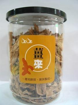 崧鼎~(薑來)乾燥薑片50公克/罐