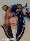 搞怪聖誕節日飾品頭飾南瓜發箍發光魔法棒發卡骷髏頭貓耳朵頭箍女 科技藝術館