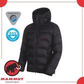 【MAMMUT 瑞士 AC Xeron IN H Jkt 男《黑》】1013-00700/羽絨外套/保暖/厚外套/賞雪