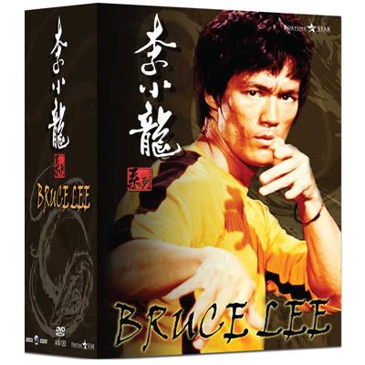 李小龍系列電影DVD