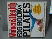 【書寶二手書T1/體育_WGJ】The Women s Health Big Book of Pilates_Brooke Siler, Brooke Siler