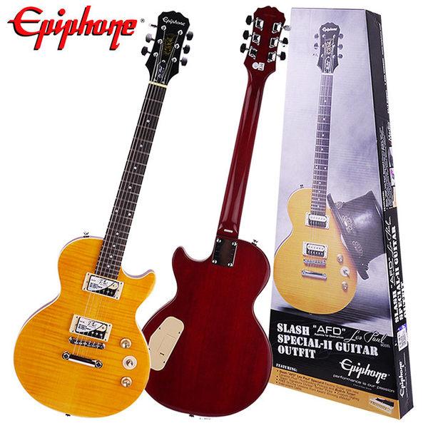 ★Epiphone★Slash AFD Les Paul Special-II Guitar Outfit 電吉他套裝組
