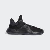 Adidas D.O.N. Issue男款黑色籃球鞋-NO.FV5579