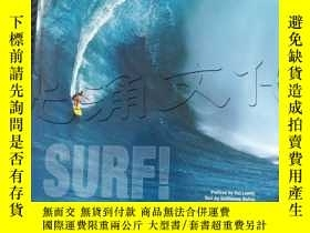 二手書博民逛書店Surf!:罕見In the Water with Wave H