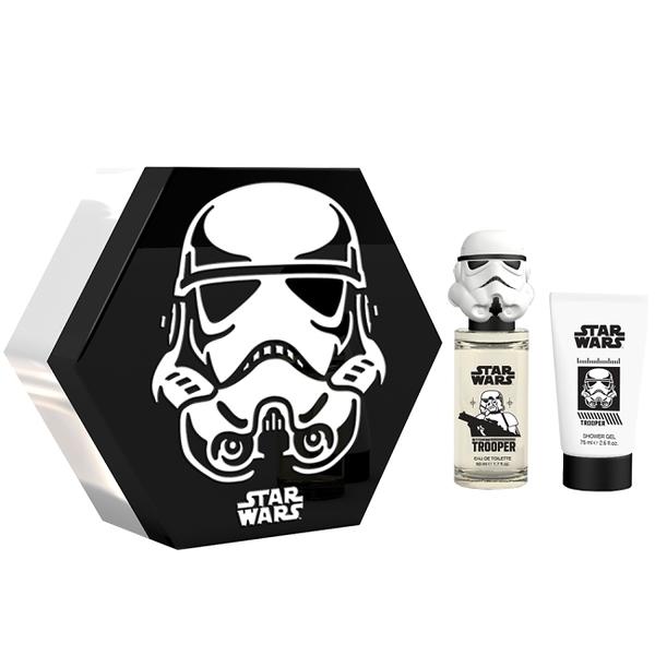 STAR WARS Storm Trooper 帝國風暴兵 3D公仔淡香水禮盒