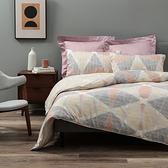 HOLA 赫爾本天絲磨毛床包兩用被組雙人