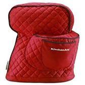 美國原廠【KitchenAid】攪拌機 防塵套 防塵罩 保護套 外出袋(KSMCT1ER)/抬頭式4.5/5QT