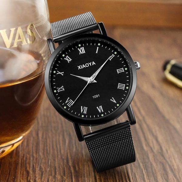 手錶防水時尚潮流韓版簡約女錶青少年簡約森系情侶錶  黛尼時尚精品