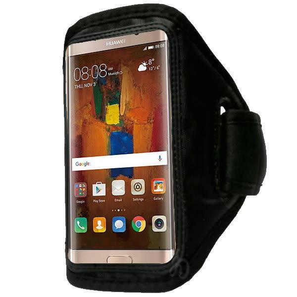 HUAWEI Mate 9 Pro 5.5吋 簡約風 運動臂套 手機 運動 臂帶 臂袋 手臂套